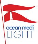 O.M.Light flag-red